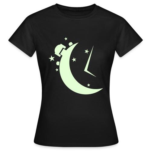 Turno Notturno - Maglietta da donna