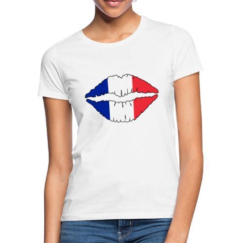 tee-shirt france - T-shirt Femme