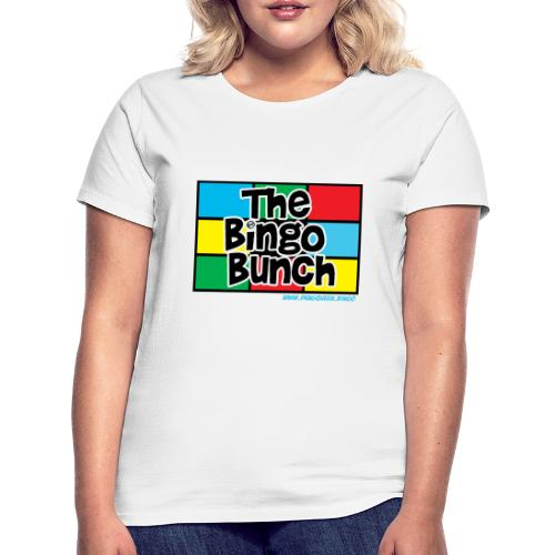 BINGO BUNCH MONDRIAN - Women's T-Shirt