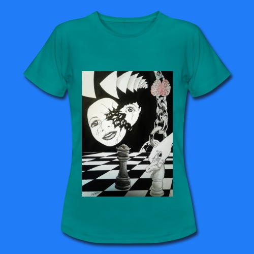 MANIPULATION - T-shirt Femme
