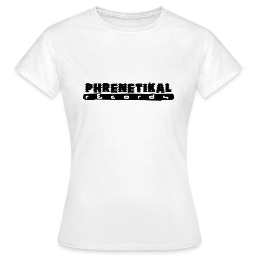 Lettering Basic 01 Phrenetikal - Women's T-Shirt