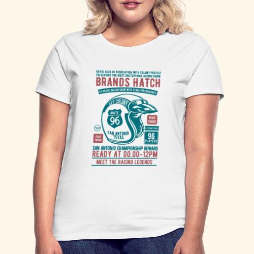 Brands Hatch Racing - Frauen T-Shirt