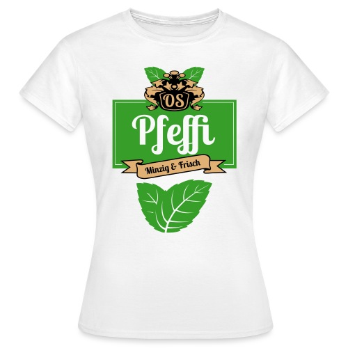 Pfeffi T-Shirt Men - Frauen T-Shirt
