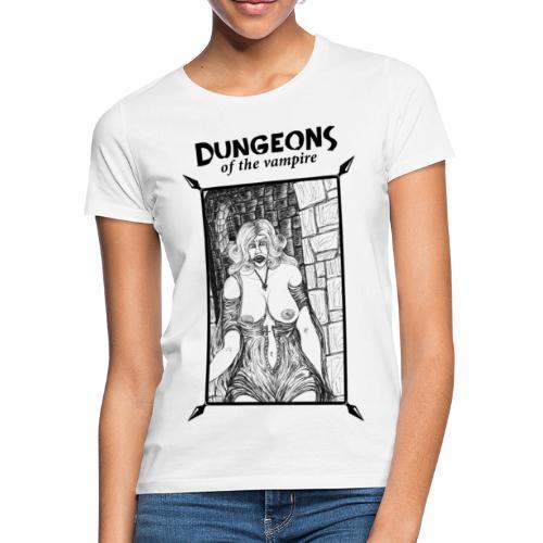 catacombs vampire black version - Women's T-Shirt