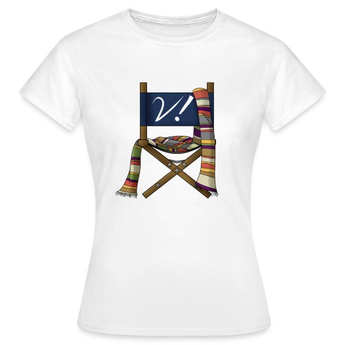 verity logo spreadshirt copy 2 - Women's T-Shirt