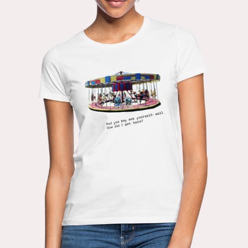 By Artist M Vangsgaard and Pernille P. Worsø - Dame-T-shirt