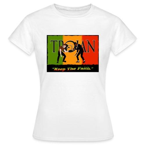 Keep The Faith - Women's T-Shirt
