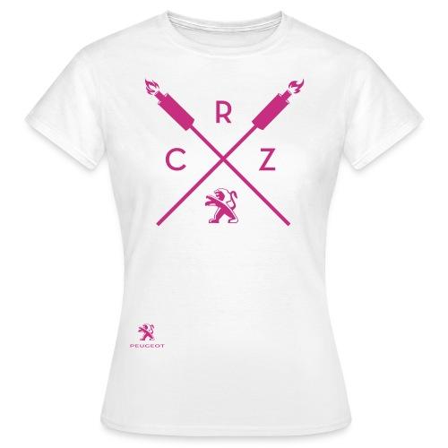 fan4 - Frauen T-Shirt