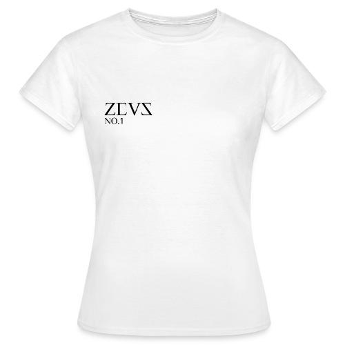 Zeus Alpha Collection No.1 - Frauen T-Shirt
