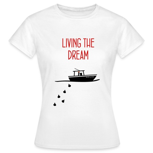 Dexter living the dream - Camiseta mujer