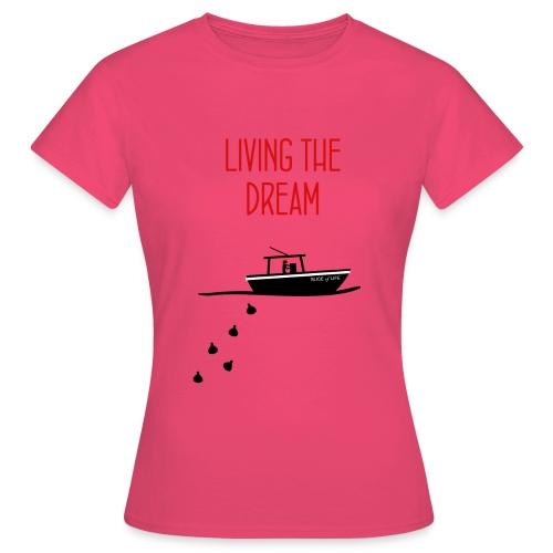 Dexter living the dream - Camiseta mujer