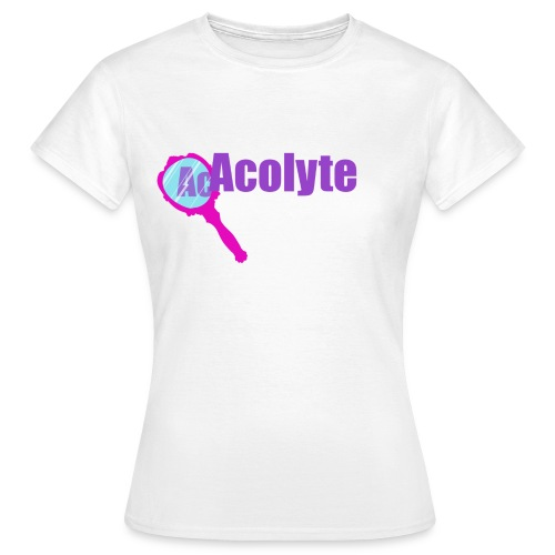 Acolyte dark - Women's T-Shirt