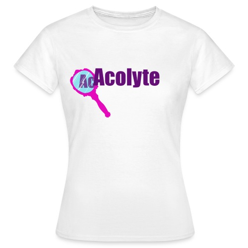 Acolyte light - Women's T-Shirt