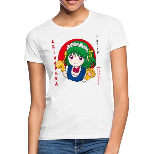 Tokyo Akihabara - Maglietta da donna