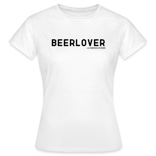beerlover - Camiseta mujer