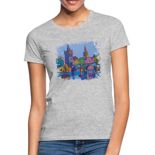 Prag - Frauen T-Shirt