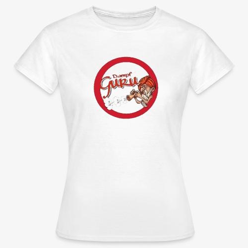 Dampf Guru Logo - Frauen T-Shirt