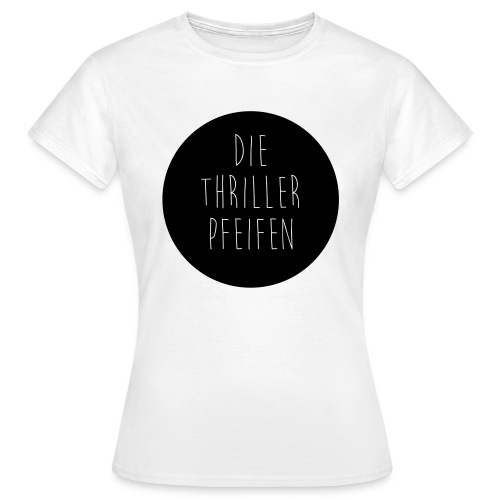 shirt_logo - Frauen T-Shirt
