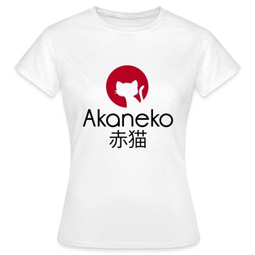 Akaneko FR (sans adresse) - T-shirt Femme