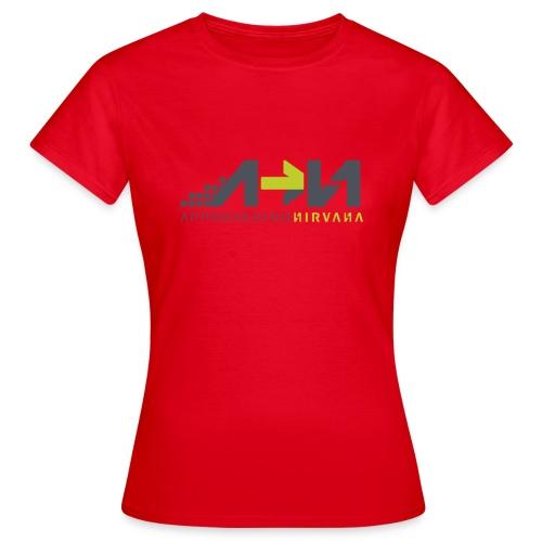 White Shirt Logo png - Women's T-Shirt