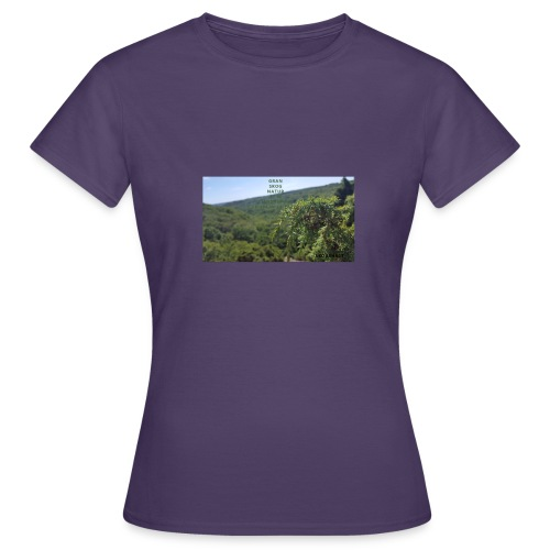 stenshufvud - T-shirt dam