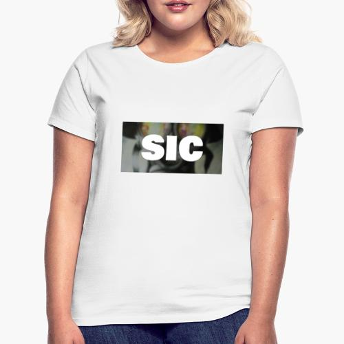 Suicideincoming LOGO - Frauen T-Shirt