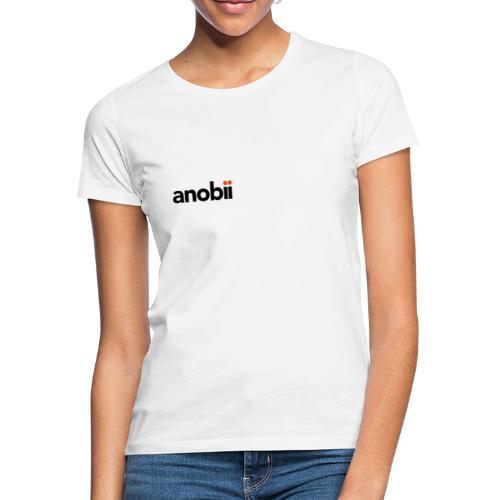 Anobii logo - Women's T-Shirt