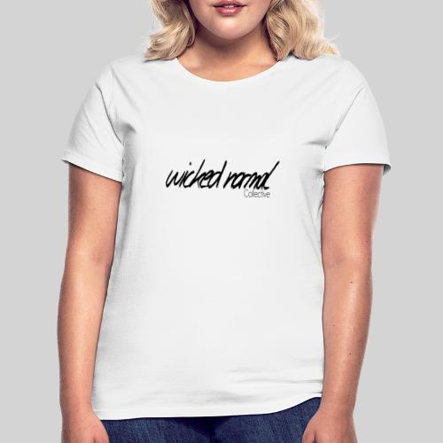 Wicked Normal Collective Classic White - T-shirt dam