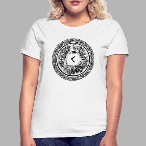 ChampasRund Black - Frauen T-Shirt