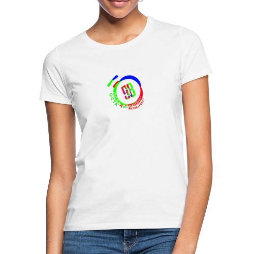 Octa98 Glitch - Frauen T-Shirt