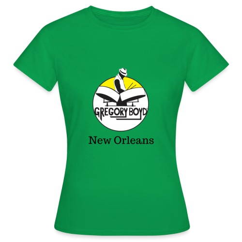 URBAN ISLAND GEAR / NEW ORLEANS STYLE - Dame-T-shirt