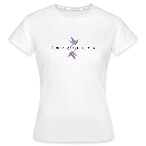 Imaginary - Naisten t-paita
