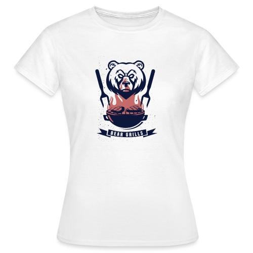 Bear Grills - T-shirt dam