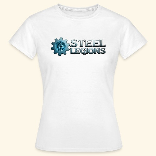 Steel Legions Logo - Women's T-Shirt
