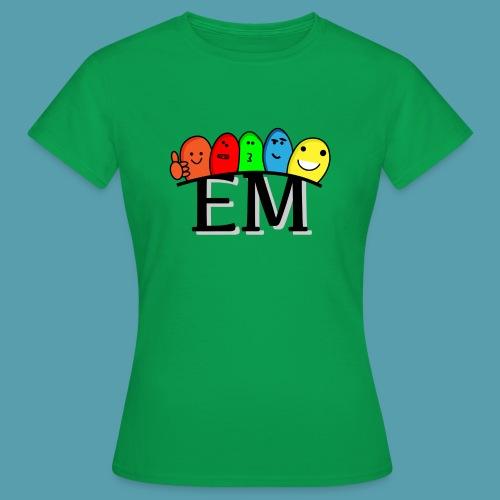 EM - Naisten t-paita