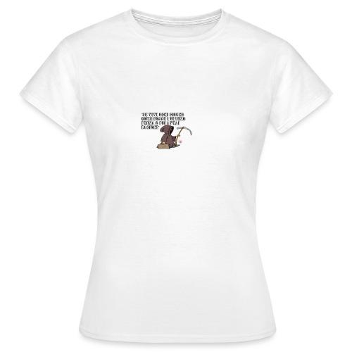 Comicità - Maglietta da donna