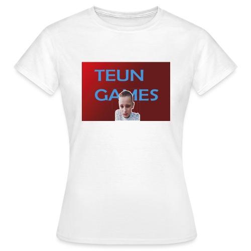 TeunGames foto - Vrouwen T-shirt