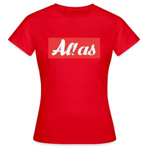 Al!as - Dame-T-shirt