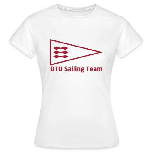 DTU Sailing Team Official Workout Weare - Women's T-Shirt