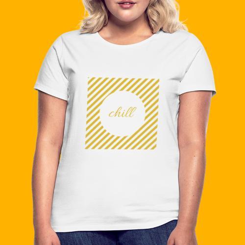 Chillout - Koszulka damska