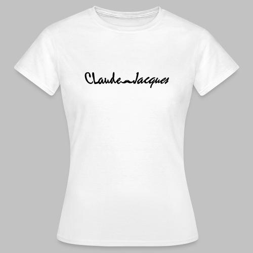 Claude-Jacques Hoodie - Women's T-Shirt
