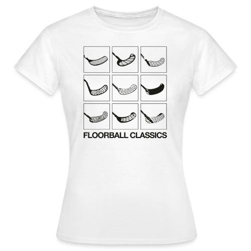 floorballclassics - Women's T-Shirt