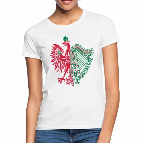 The Polish Irish - Women's T-Shirt