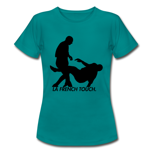 La French Touch. - T-shirt Femme