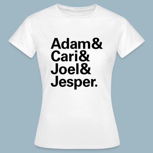 Swedish Techno Heroes - Women's T-Shirt