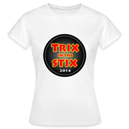 TITS2LOGO1 png - Women's T-Shirt