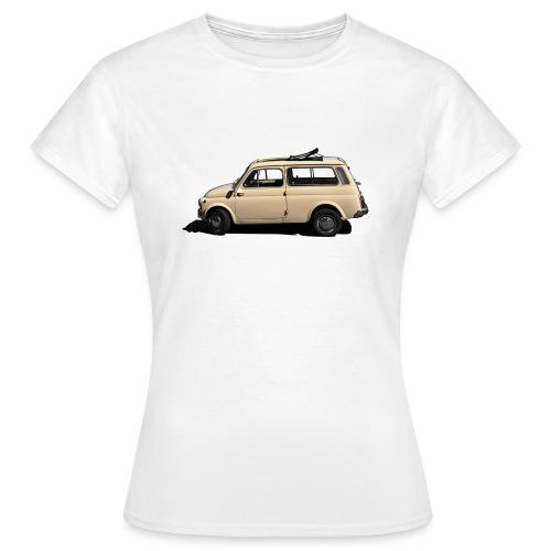 Kombi - Frauen T-Shirt