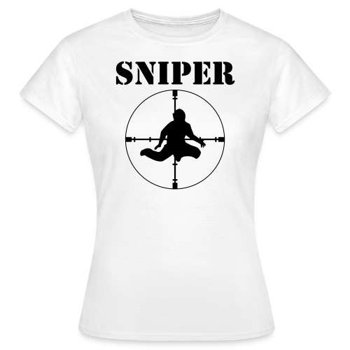 sniper - T-shirt dam