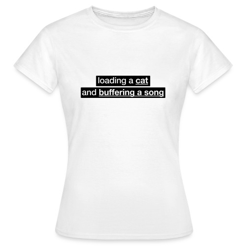 03 blackprocatinator - Women's T-Shirt