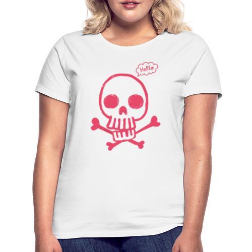 couple girl2 - Frauen T-Shirt